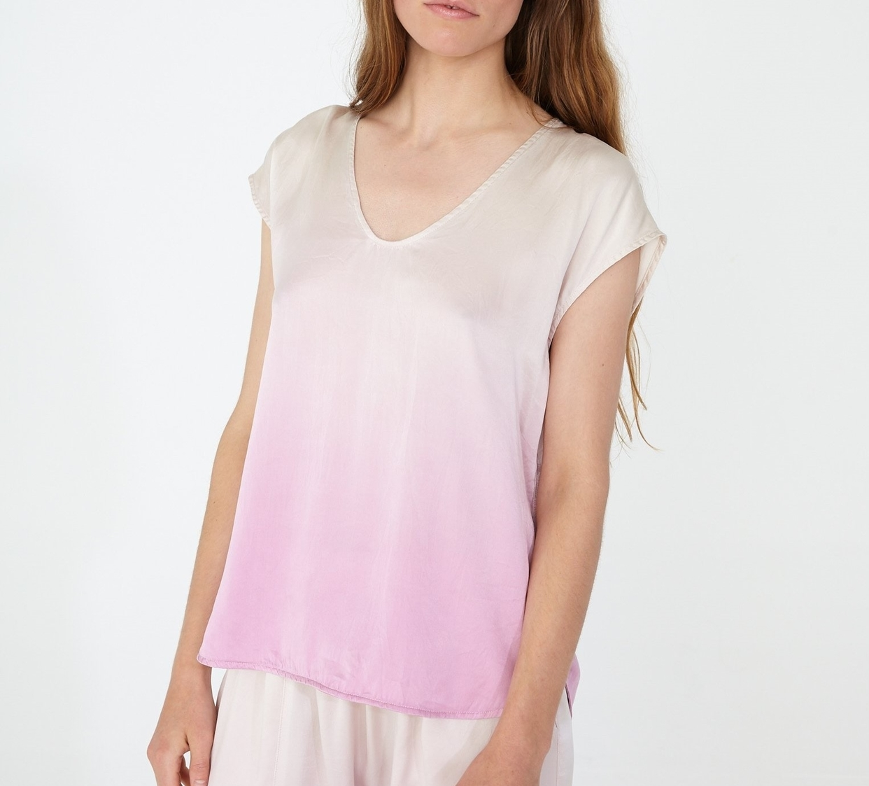 Big 3x orchid shell top  2