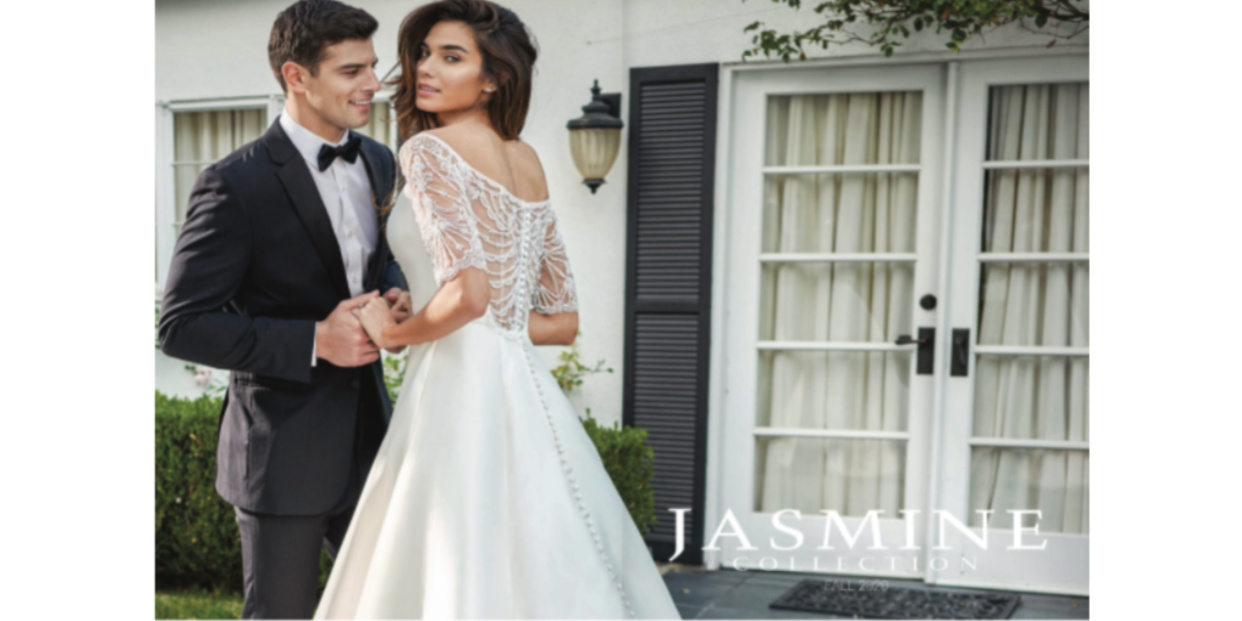 Wedding Dresses From Jasmine Bridal