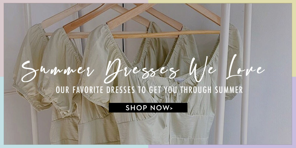 Big 3x summer dresses