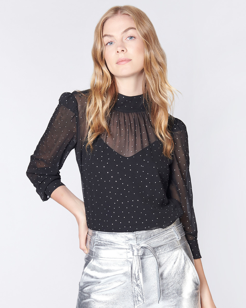Veronica Beard Melling Top (Originally $450) Sale Tops