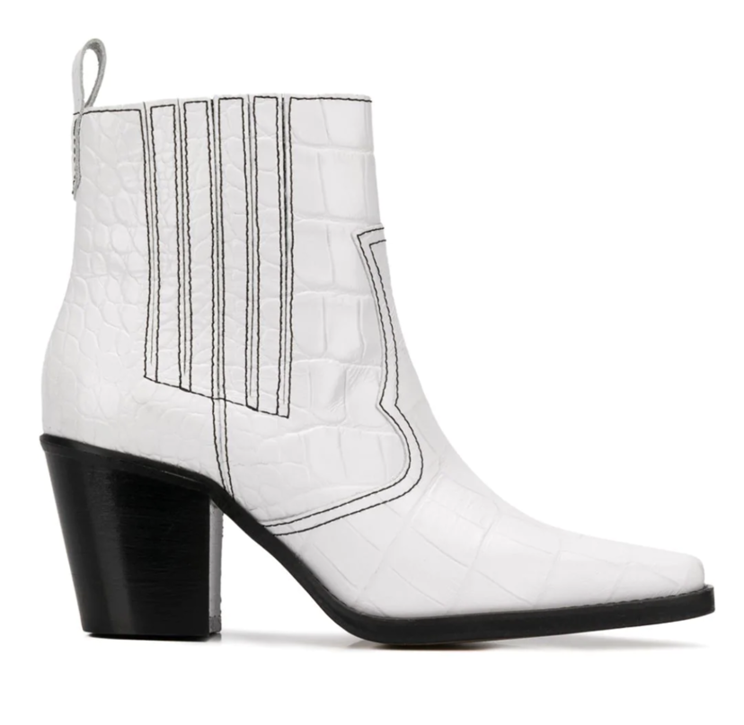 Ganni Callie Boots Sale Shoes
