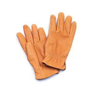 Best Made Company LINED DEER SKIN ROPER GLOVES Men's