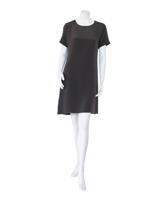 Peter Cohen Peter Cohen Slate Grey T Dress Dresses
