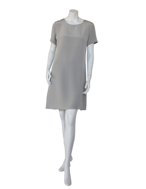 Peter Cohen Peter Cohen Stone 4-ply Silk Dress Dresses