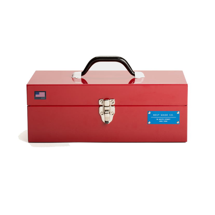 """Best Made Company THE 15"""" TOOLBOX Men's"""