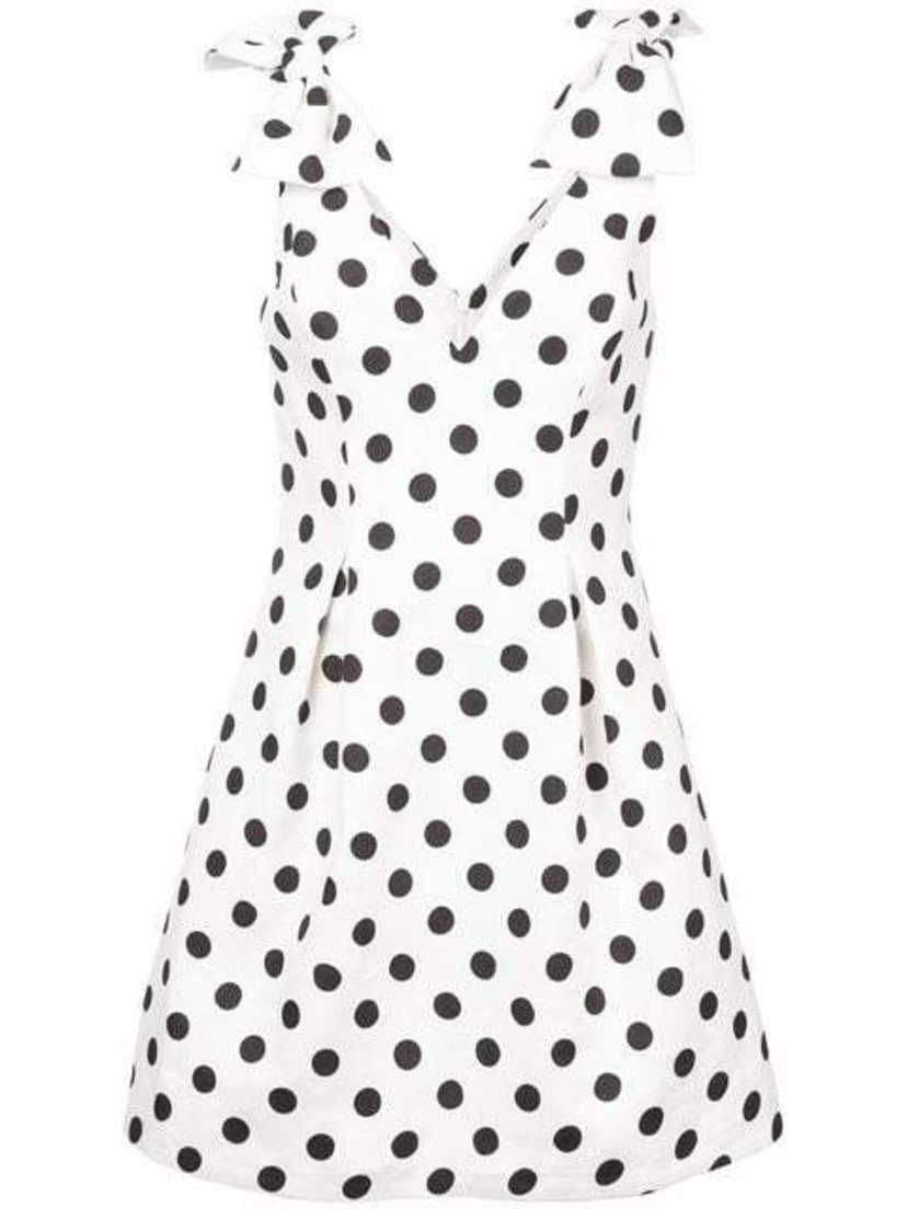 Zimmermann Zimmermann - Polka Dot Mini Dress