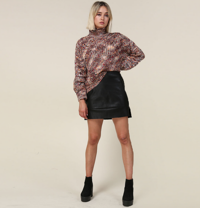 Line & Dot Breck Sweater Tops