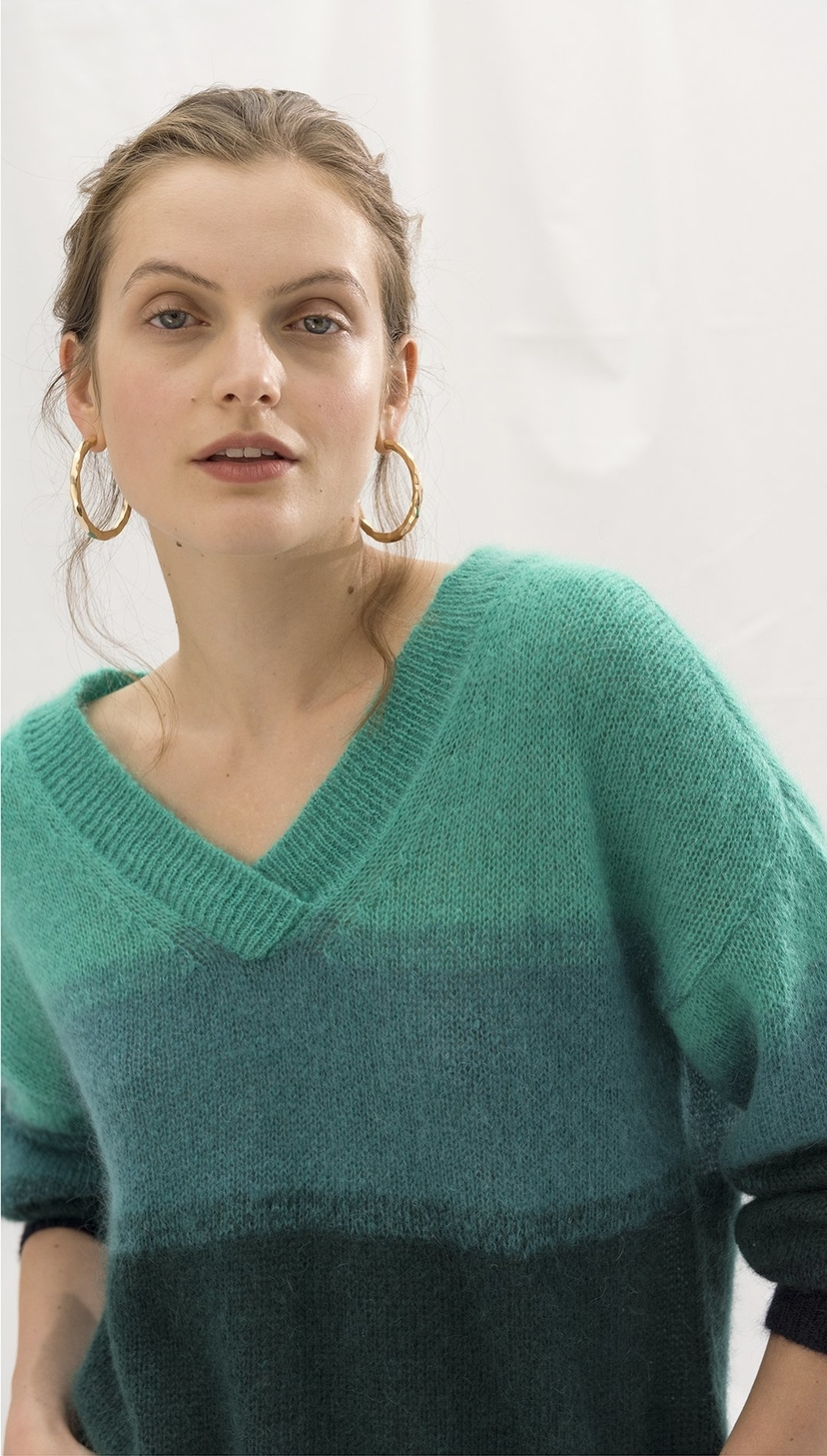 Charli Mae Sweater Tops