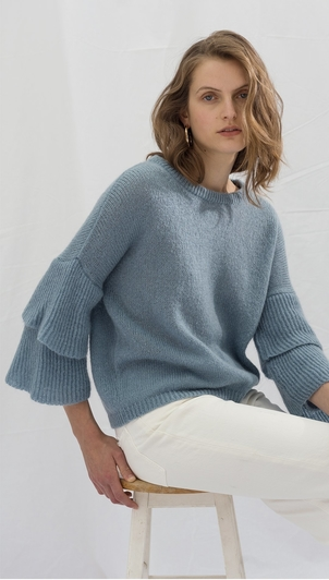 Charli Mallow Sweater Tops