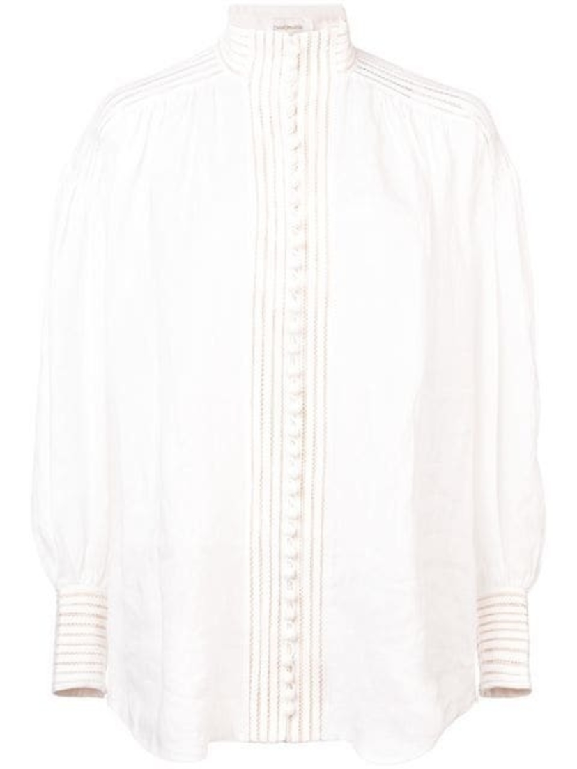 Zimmermann Zimmermann - High Neck Shirt Tops