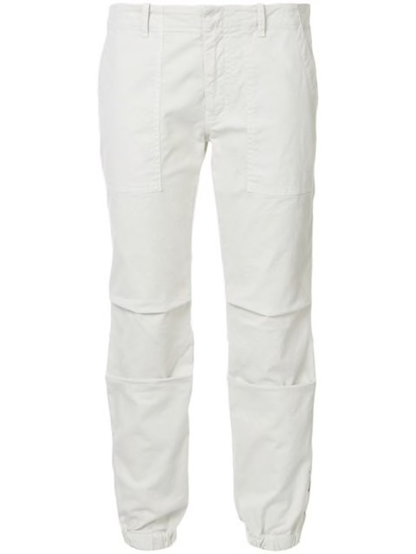 Nili Lotan Nili Lotan - Cropped French Military Trousers