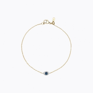 Loquet London Loquet London Evil Eye (Protection) Bracelet Jewelry