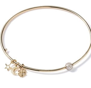 Loquet London Loquet Talisman Bracelet with Charms Jewelry