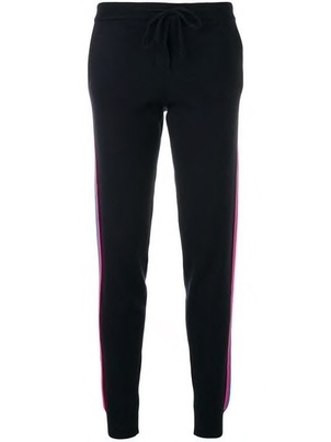 Chinti and Parker Chinti and Parker - Rainbown Stripe Track Pants