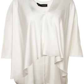 Sally LaPointe Silk Blouse
