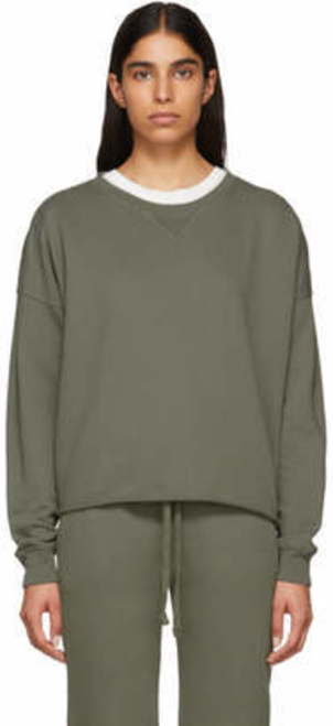 AMO Cut - Off Sweatshirt Tops
