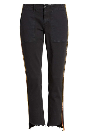 Pam & Gela Uniform Side Stipe Pant Pants