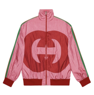 Gucci Long Sleeve GG Zip Jacket Outerwear