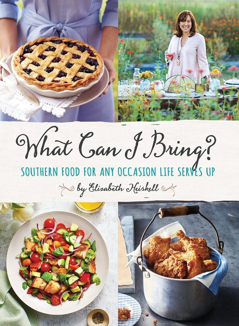 Elizabeth Heiskell What Can I Bring Cookbook