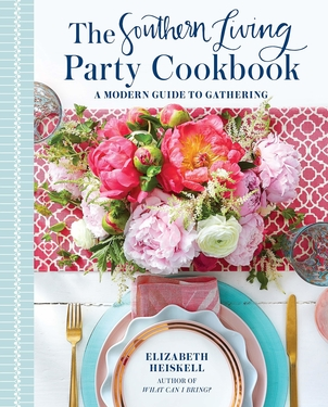 Elizabeth Heiskell Southern Living Party Cookbook Gifts Home decor