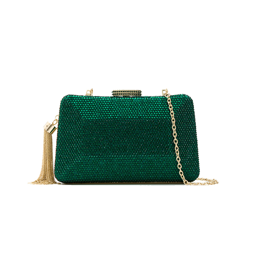Serpui Beauty Emerald Bags