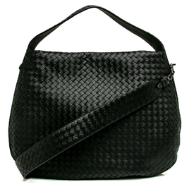 Bottega Veneta New Steel Large City Veneta in Intrecciato Nappa