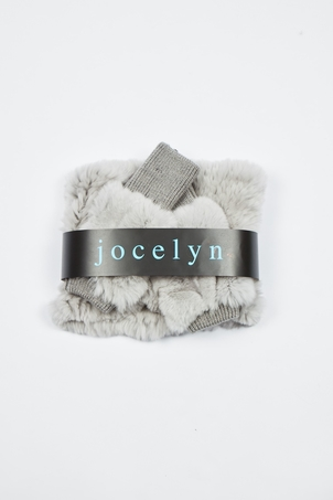 Jocelyn Galaxy Cowl + Mitten Set - Vapor Accessories
