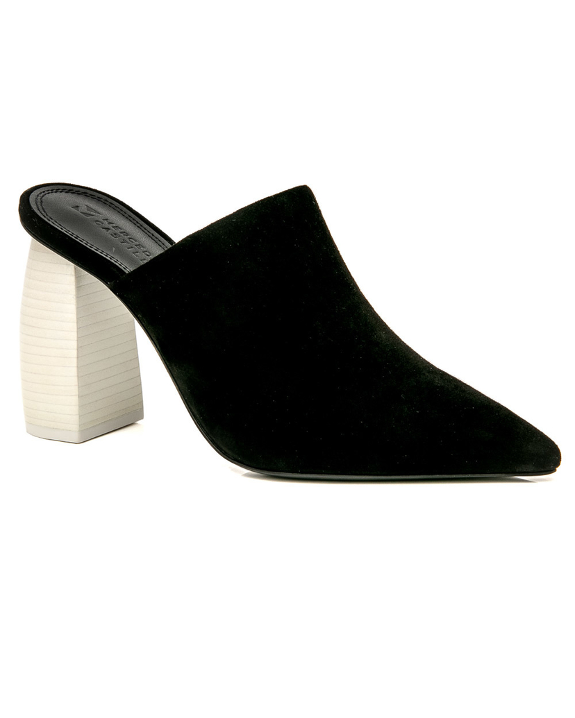 Mercedes Castillo Mercedes Castillo Black Caeden Mule Shoes