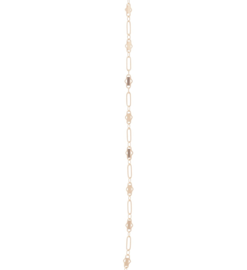 "E Newton delicate reliance 41"" gold filled chain Jewelry"