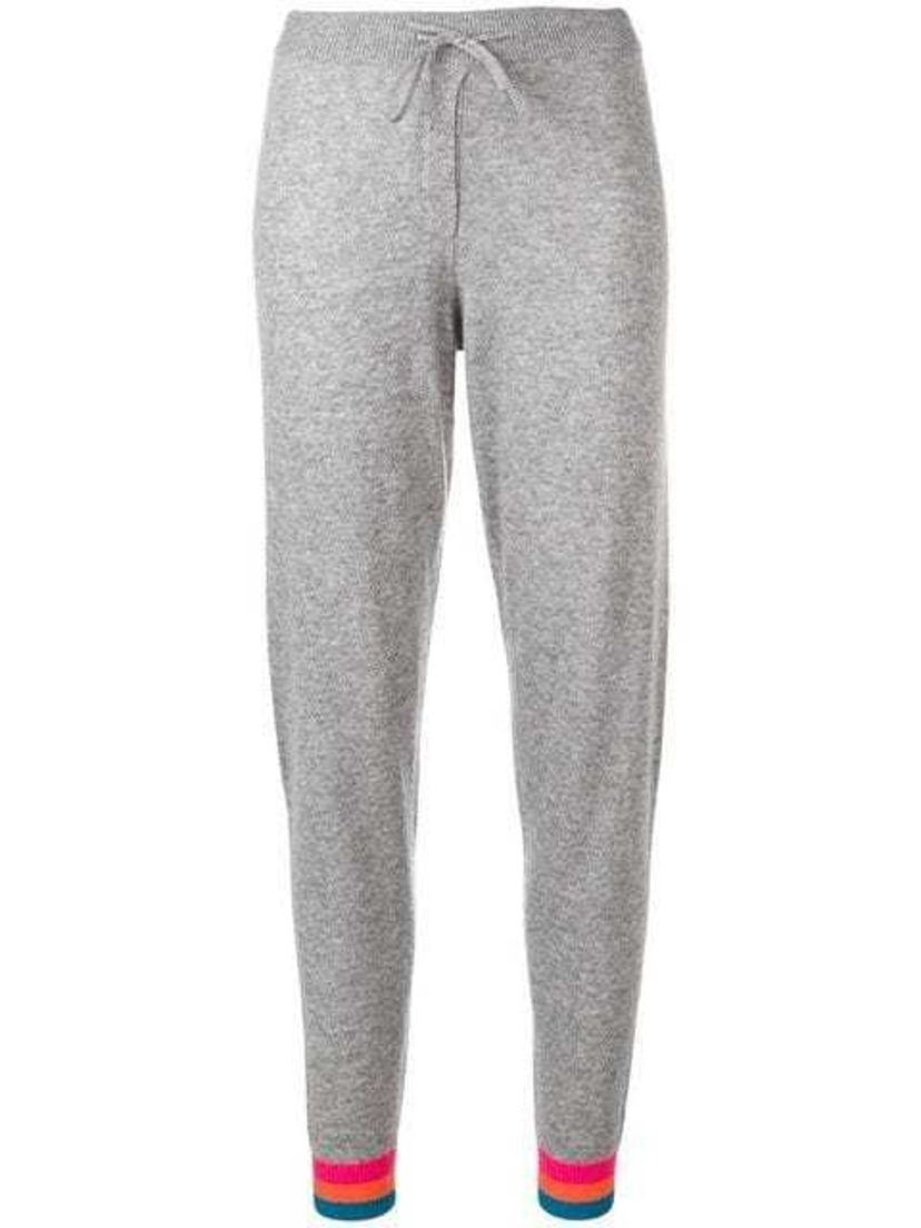 Chinti and Parker Chinti and Parker - Contrasting Cuffs Track Pants