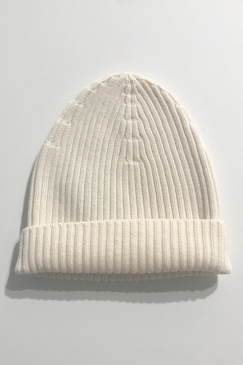 M.Patmos Atlantic Ribbed Merino Beanie Accessories