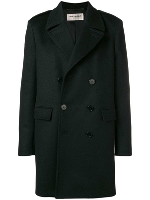 Saint Laurent CASHMERE PEACOAT Men's