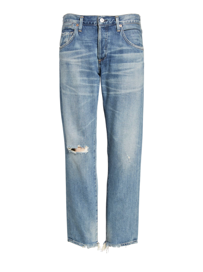 Citizens of Humanity Emerson Slim Fit Boyfriend Jeans in Haven Pants