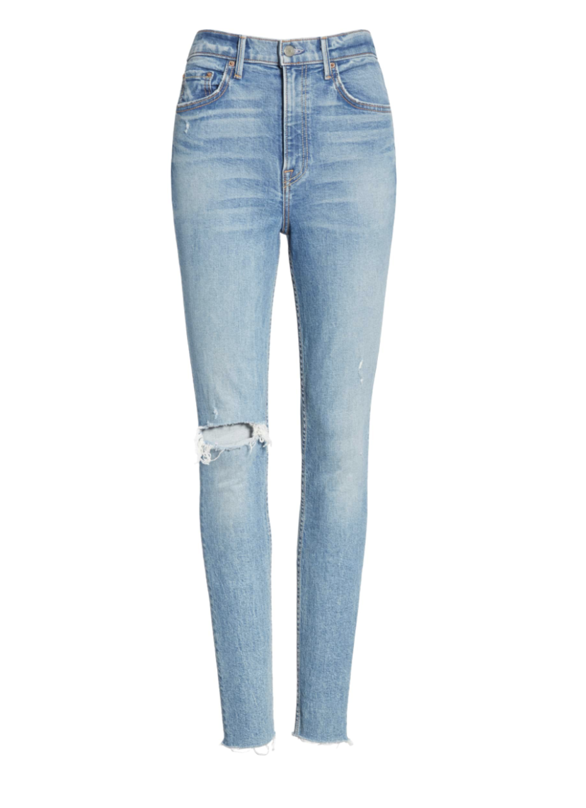 GRLFRND Kendall High Rise Jean in Amelia Pants