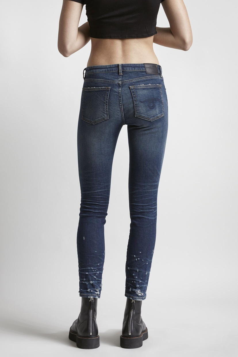 R13 Alison Skinny Wire - Camden Pants