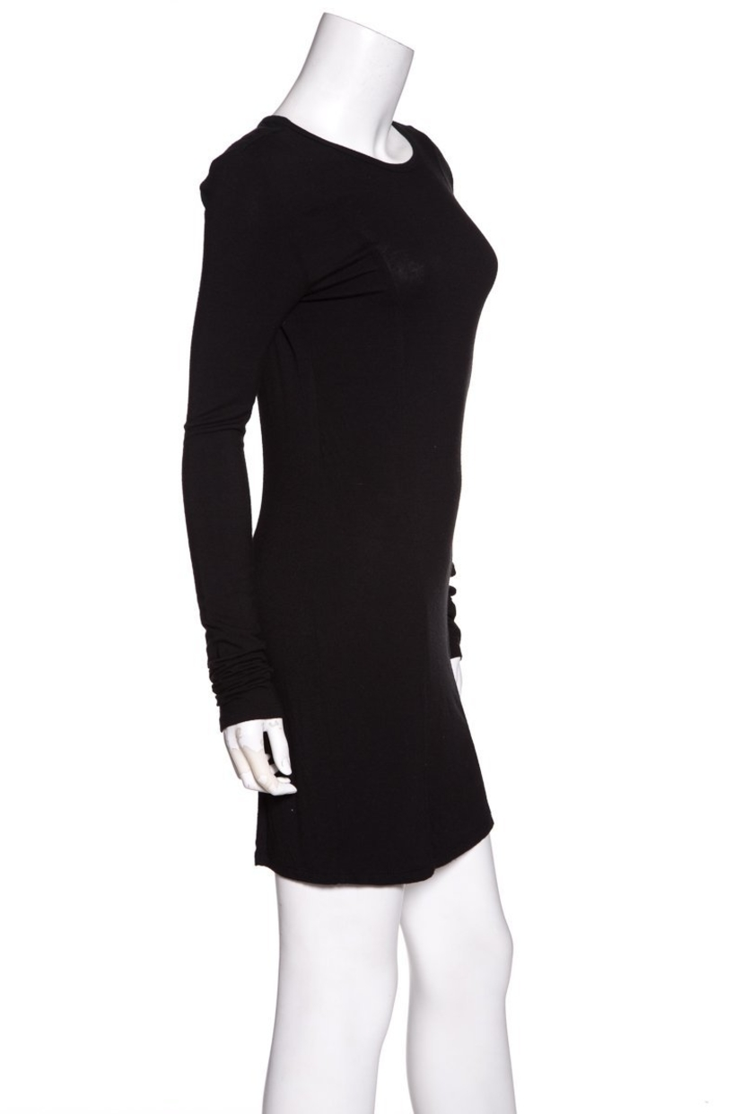 T Alexander Wang Black Shirt Dress Sz M Sale House Account