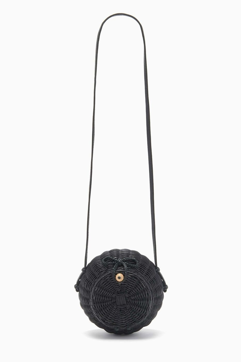 Ulla Johnson Pomme Bag Noir Bags