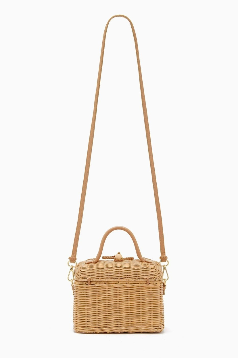 Ulla Johnson Perle Bag Natural Bags