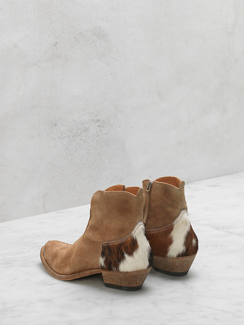 Golden Goose Deluxe Brand Golden Goose Young Pony Boot Shoes