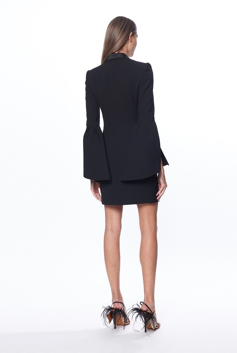 Prabal Gurung Tuxedo Jacket Dress Dresses