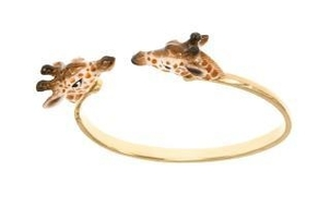 Nach Giraffe Face to Face Bracelet Jewelry