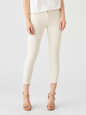 DL1961 Florence Crop Mid Rise Skinny in Sheridan Pants