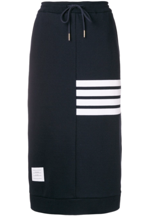 Thom Browne Knitted Skirt Skirts
