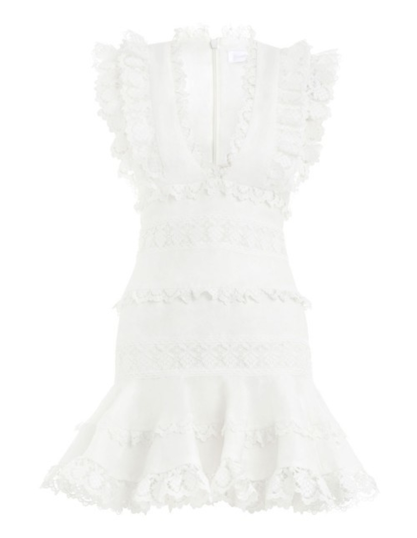 Zimmermann Wayfarer Flutter Dress Dresses Sale