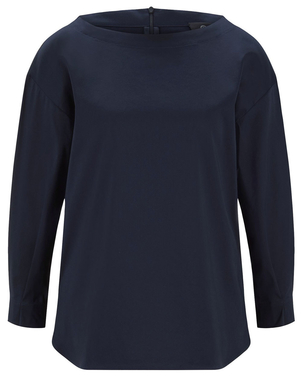 Bogner Bogner Lara Navy Blue Shirt Men's