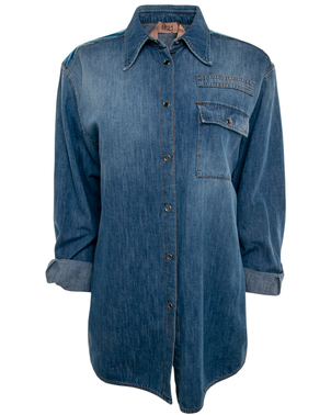 N°21 No. 21 Denim Shirt Men's