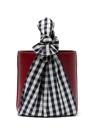 Lizzie Fortunato Florent Bucket Bag In Picnic Bags
