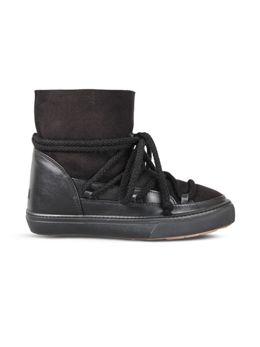 INUIKII Sneaker Curly - Black Sale Shoes