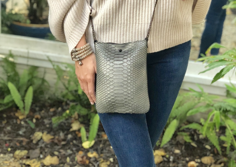Ella II Python Bag (+More Colors) Bags