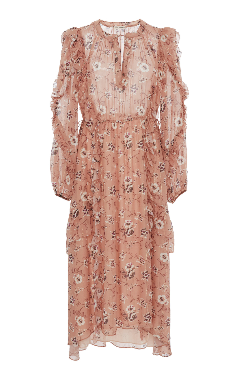 Ulla Johnson Ellette Dress Dresses